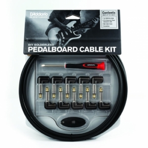 PW-GPKIT-10 i gruppen Kabler / Planet Waves / Cable Kits / Pedal Board Kit hos Crafton Musik AB (370722107050)